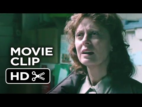 The Calling Movie   Her Face Looks Like She Was Screaming 2014  Susan Sarandon Movie HD