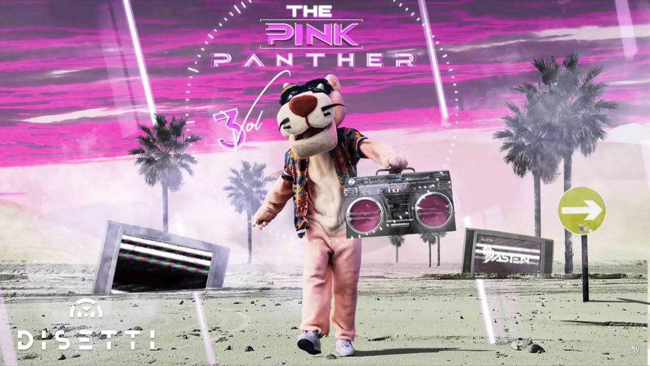 Download DJ DASTEN - The Pink Panther (Vol. 3) [Aleteo, Zapateo & Guaracha]