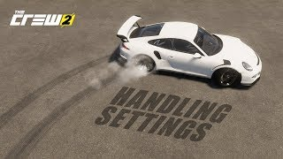 Improved Handling Settings | The Crew 2