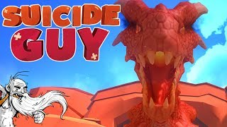 "Suicide Guy Gameplay - ""DEATH BY...ANGRY DRAGON?!?""  - Let"