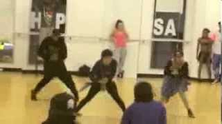 New Orleans Bounce Class || Break It Down-IDA Hollywood