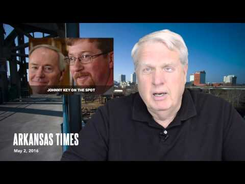 Today in Arkansas: Eldridge Trumps John Boozman
