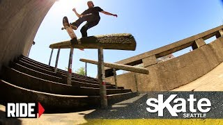 SKATE Seattle with Jordan Sanchez