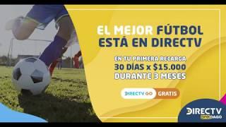 ¡DIRECTV Prepago juega de titular!