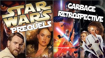Garbage Retrospective To The Star Wars Prequels