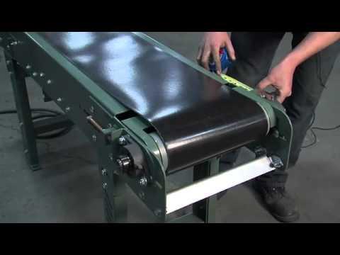 3 Kết cấu băng tải – Lắp ráp, điều chỉnh