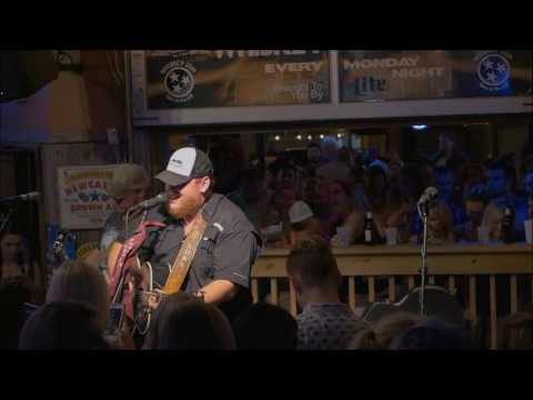 Luke Combs  Hurricane  Whiskey Jam, July 25, 2016