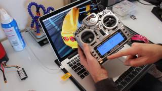 Connect Orange RX USB Wireless Dongle to FrSky Taranis and FPVFreerider