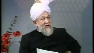 Liqa Ma'al Arab 7th November 1996 Question/Answer English/Arabic Islam Ahmadiyya