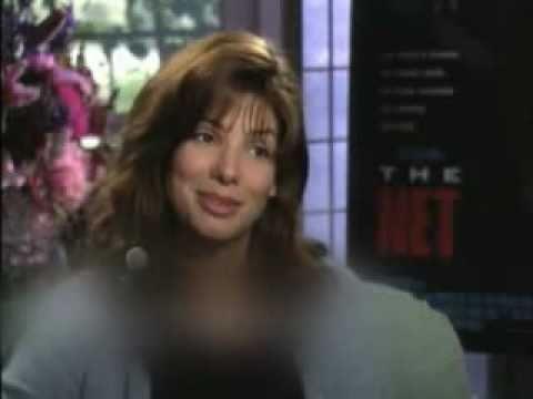 Sandra Bullock Interview The Net - YouTube