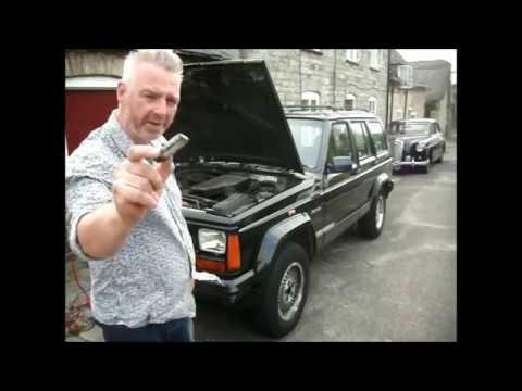 Immobiliser Bypass, Jeep Cherokee XJ 1995 - 1996 Mk1, Extended Full Movie - Alarm Overide 4.0 Petrol