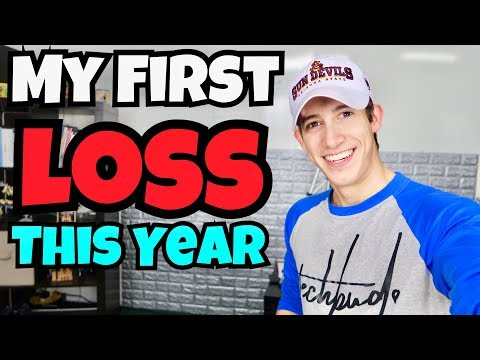 My First Loss This Year Trading Stocks | Investing 101