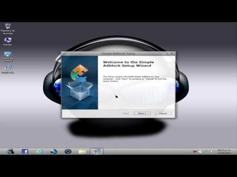 Como quitar la molesta publicidad de Internet Explorer 7 - 10