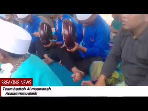 Team Hadroh Al Muawanah Asalammualaik