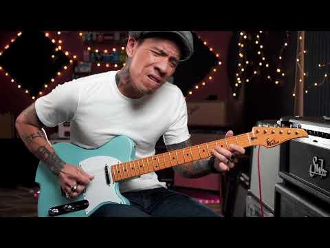 Vola Vasti Guitar Demo By RJ Ronquillo