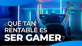 ¿Es rentable ser gamer? | Cuestión digital | El Espectador