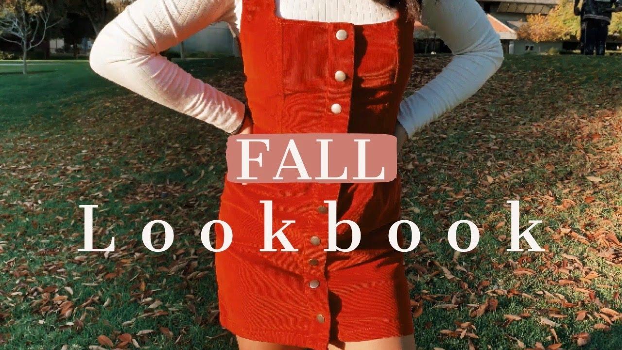 [VIDEO] - Fall Lookbook! 2