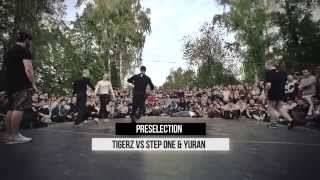 Tigerz vs Step One & Yuran | Preselection | ILLFLOW AIRTIME 2