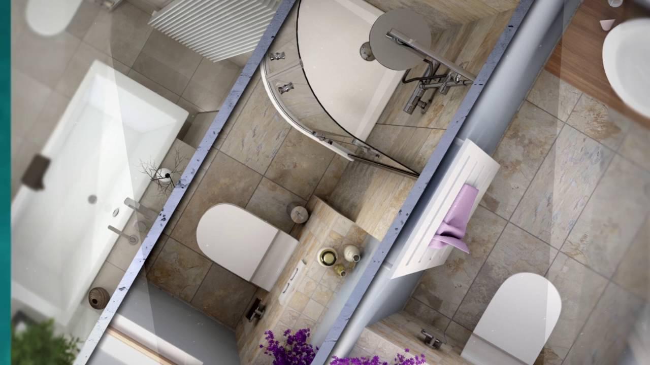 Badezimmer Ideen Musterbader Von Hornbach