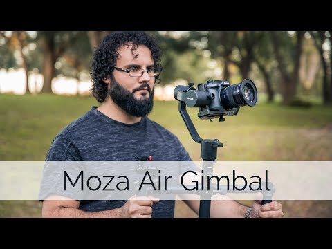 Moza Air Review - Time To Buy A Gimbal!
