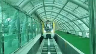 韓国鉄道旅行13 韓国の観光列車に乗ってきました!