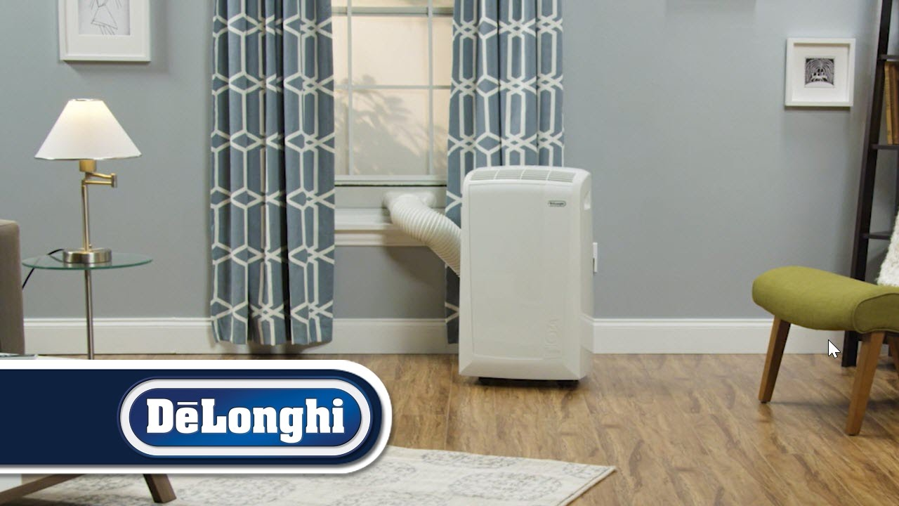 pinguino n115ec portable air conditioner product overview