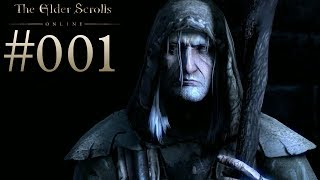 THE ELDER SCROLLS ONLINE #001 Der Prophet ★ Let's Play The Elder Scrolls Online [Deutsch]