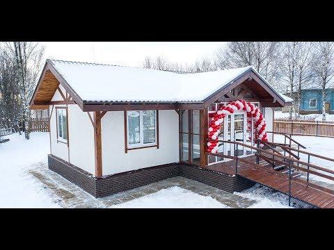 Holz House продолжает разработку и строительство социальных объектов в Кировской области.