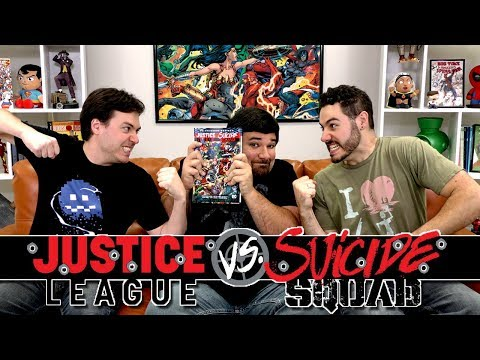 Justice League vs Suicide Squad   Back Issues