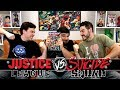 Justice League vs Suicide Squad | Back Issues