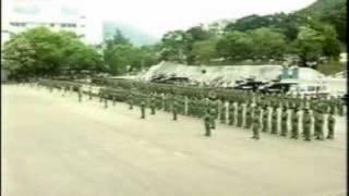 皇家香港警察150週年大檢閱 part 1
