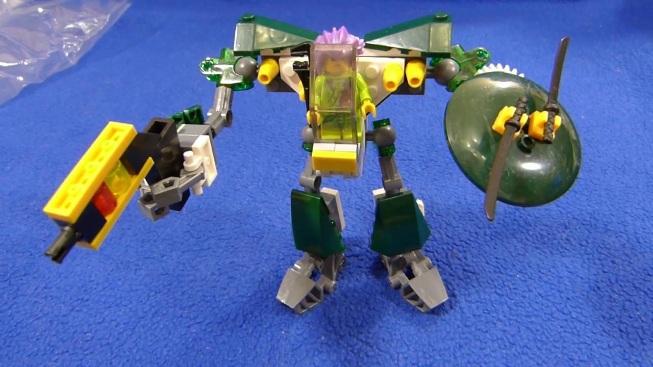 это, наверное, лего гладиаторы роботы видео описать моего