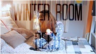 Winter room decor - Inspiration, DIY (Easy) + Descargables / Decoración de invierno | Sandra Eme