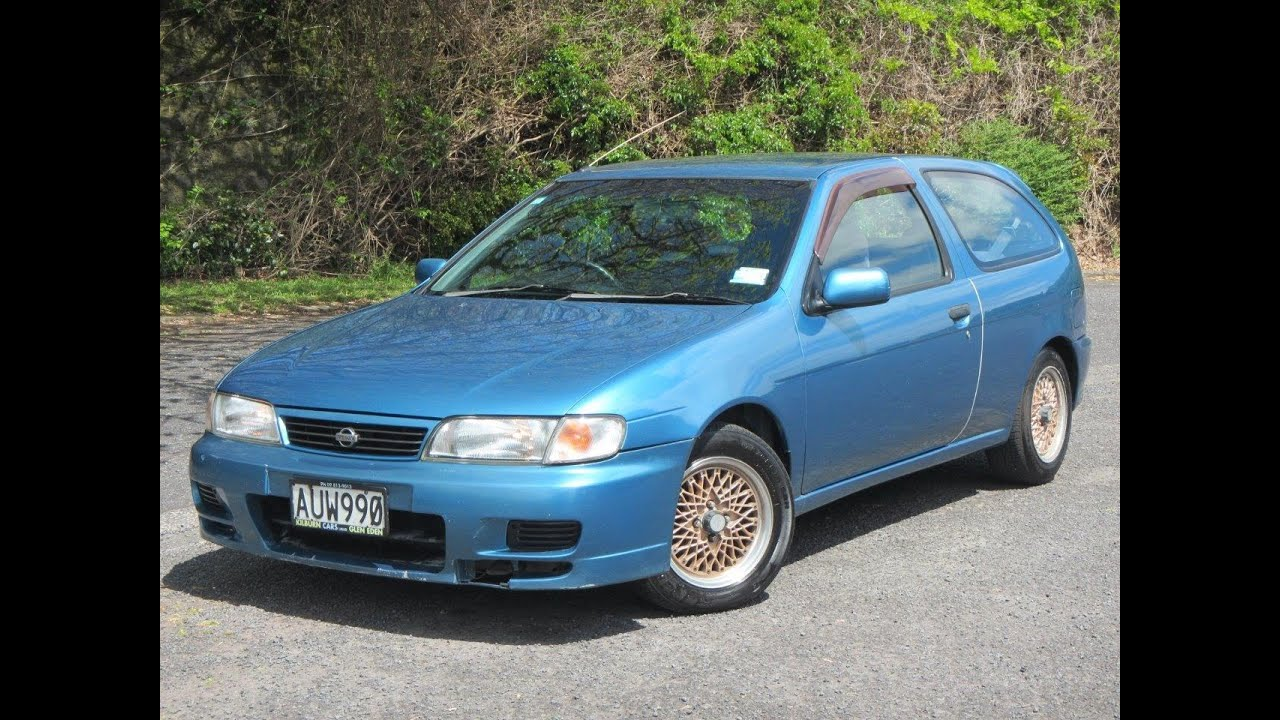 1995 Nissan Lucino 5 Speed Manual Hatchback $1 RESERVE ...
