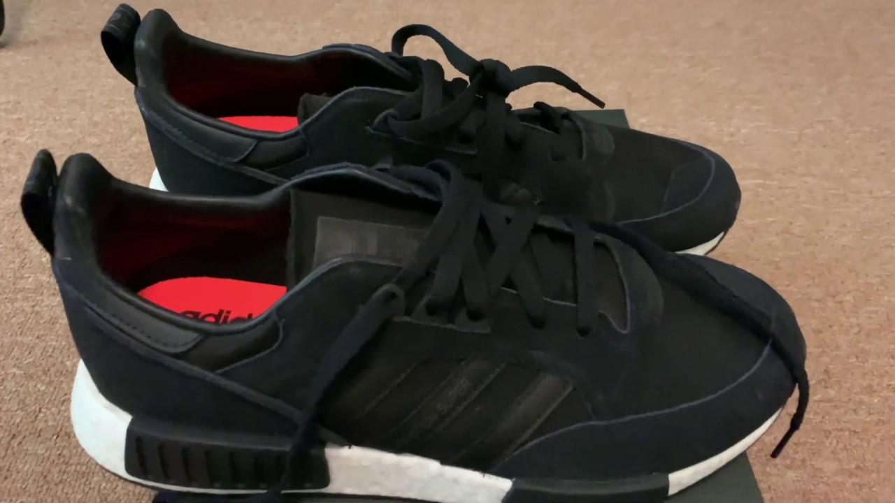 Adidas Boston Super XR1 - YouTube