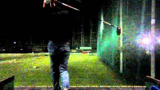 [120FPS] ゴルフスイング ドライバー