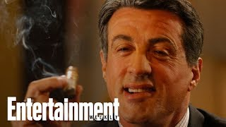 Sylvester Stallone Is Alive & Still Punching Despite Death Hoax | News Flash | Entertainment Weekly