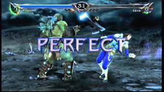 The Collapsing Cries of Soulcalibur V