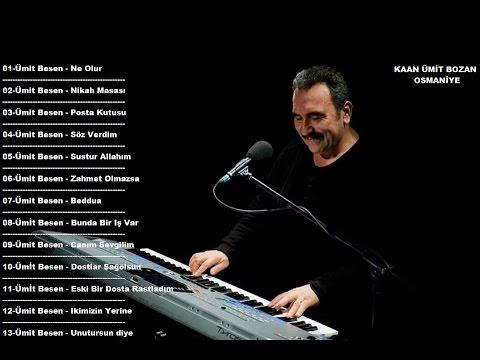 Ümit Besen ile nostalji şarkılar (AHMET BOZAN)