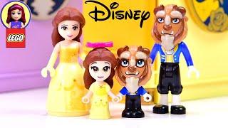 So teeny! Belle's Storybook Adventure Portable Playset Build