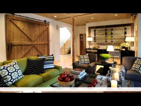 Green Sofa Living Room Designs - YouTube