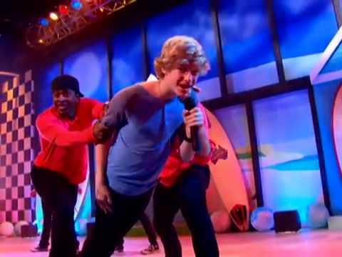 Disney Channel's So Random - Cody Simpson's All Day