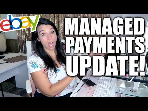 EBay Managed Payments / What I've Learned So Far About The New EBay Payment System