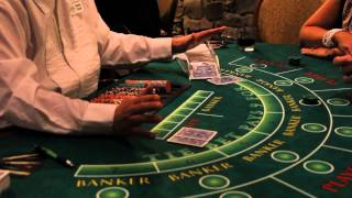 Elite Casino Events | Baccarat is the Perfect Game For Vintage Vegas Events