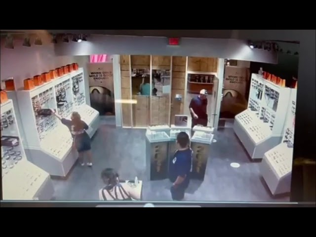 Person of Interest: Shoplifter