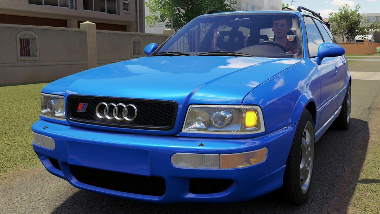 Audi Rs2 Avant 1995 Forza Horizon 3 Test Drive Free