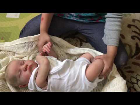 Reborn Lifelike Doll Clara Box  Levi by Bonnie Brown, by Melissa George