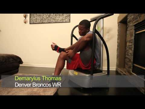 See what NFL All-Pro Demaryius Thomas says about his ZAAZ Machine!