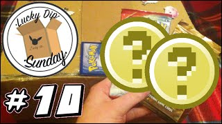Lucky Dip Sunday Episode #10 | THREE RARES IN ONE PACK?!