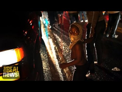 Civil Liberties Under Assault in Ferguson As Police Attack Peaceful Protesters